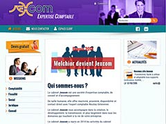 Jexcom <br />Expertise comptable