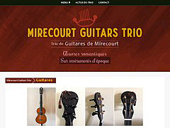 Mirecourt Guitars Trio